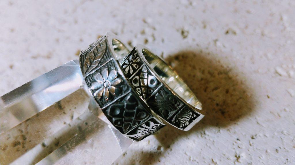 琉球王朝時代から語り継がれる房指輪